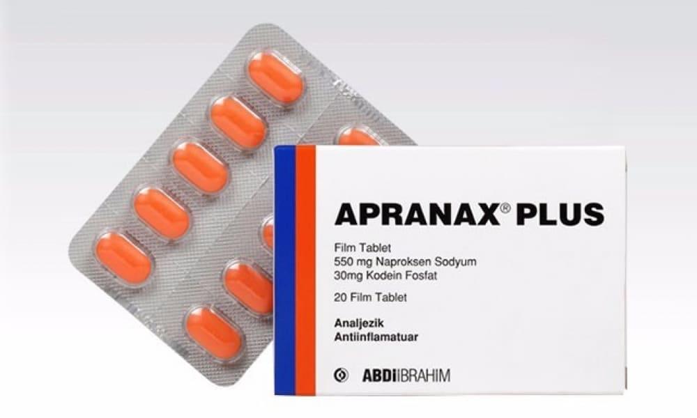 دواعي استعمال APRANAX ابراناكس واهم التحذيرات