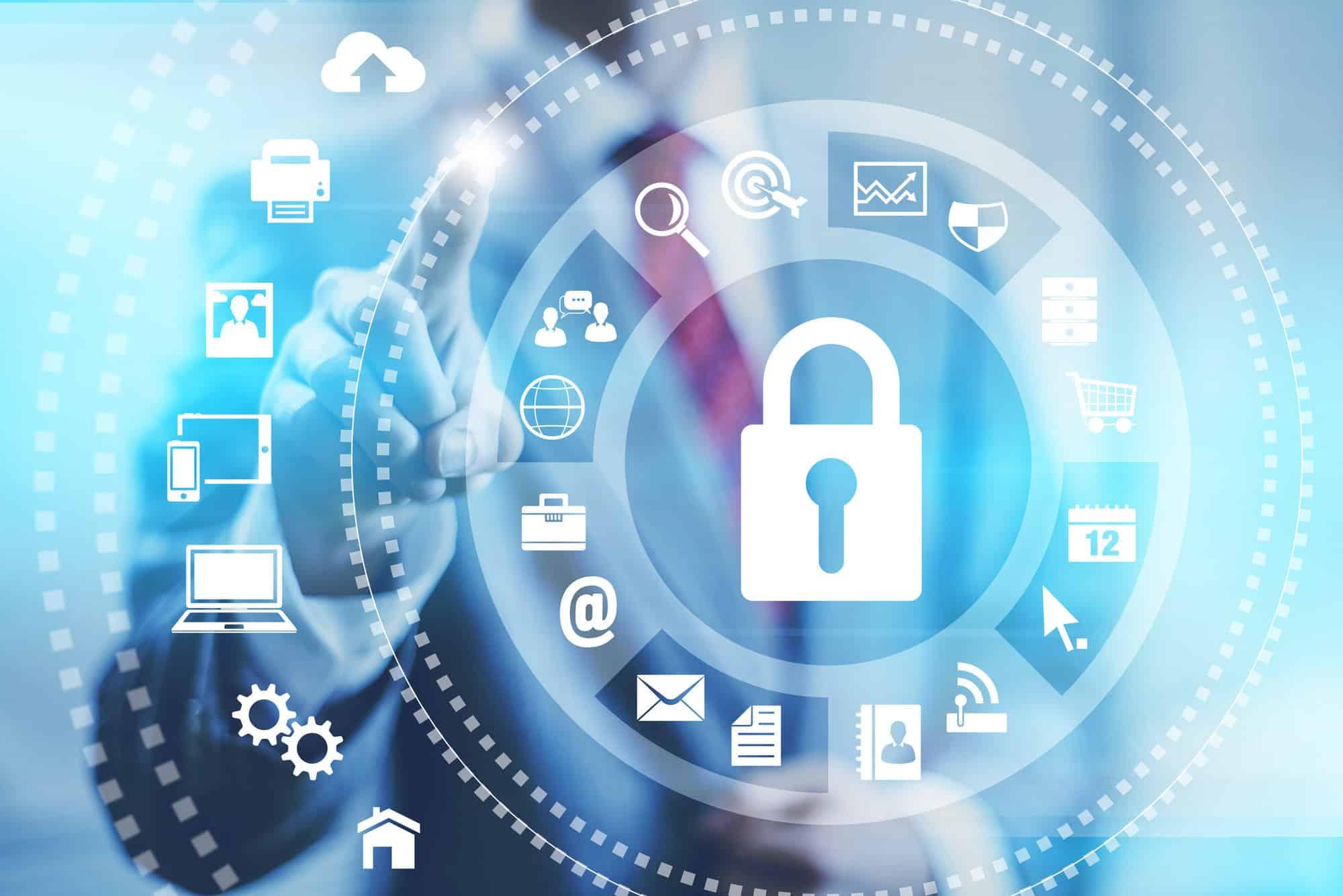 اهمية امن المعلومات والتهديدات الممكنة ووسائل المحافظة على امن المعلومات