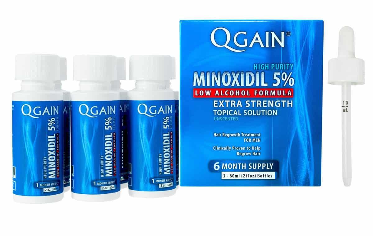مينوكسminoxidil 5 طريقة استخدام للنساء للشعر يديل