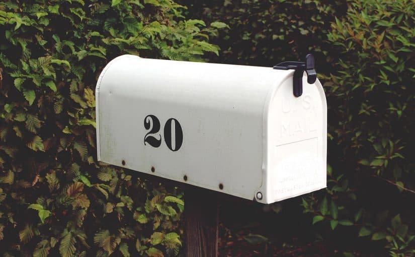 صندوق البريد جدة