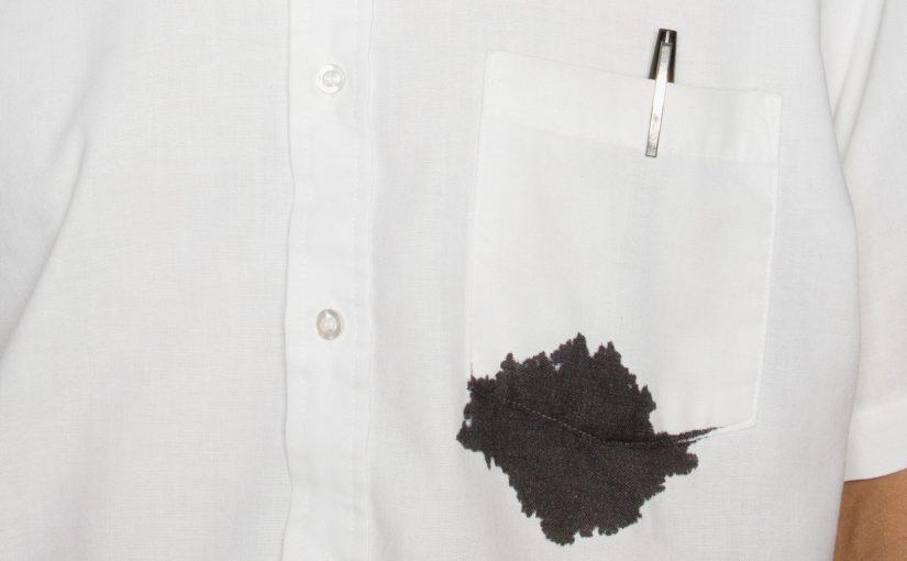 طريقة ازالة الحبر من الثوب سهلة وسريعة