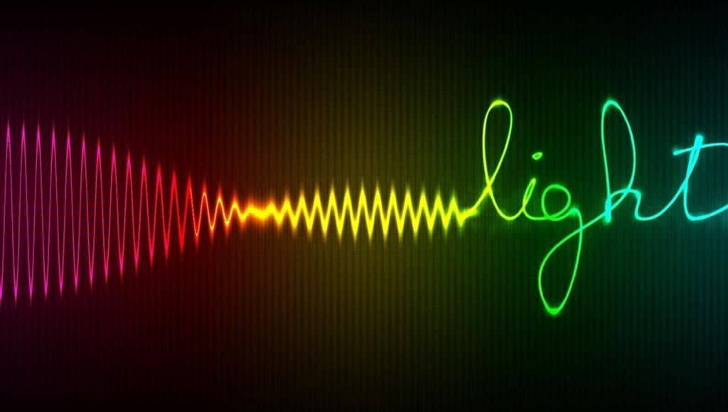 تجارب فيزيائية بسيطة عن الضوء
