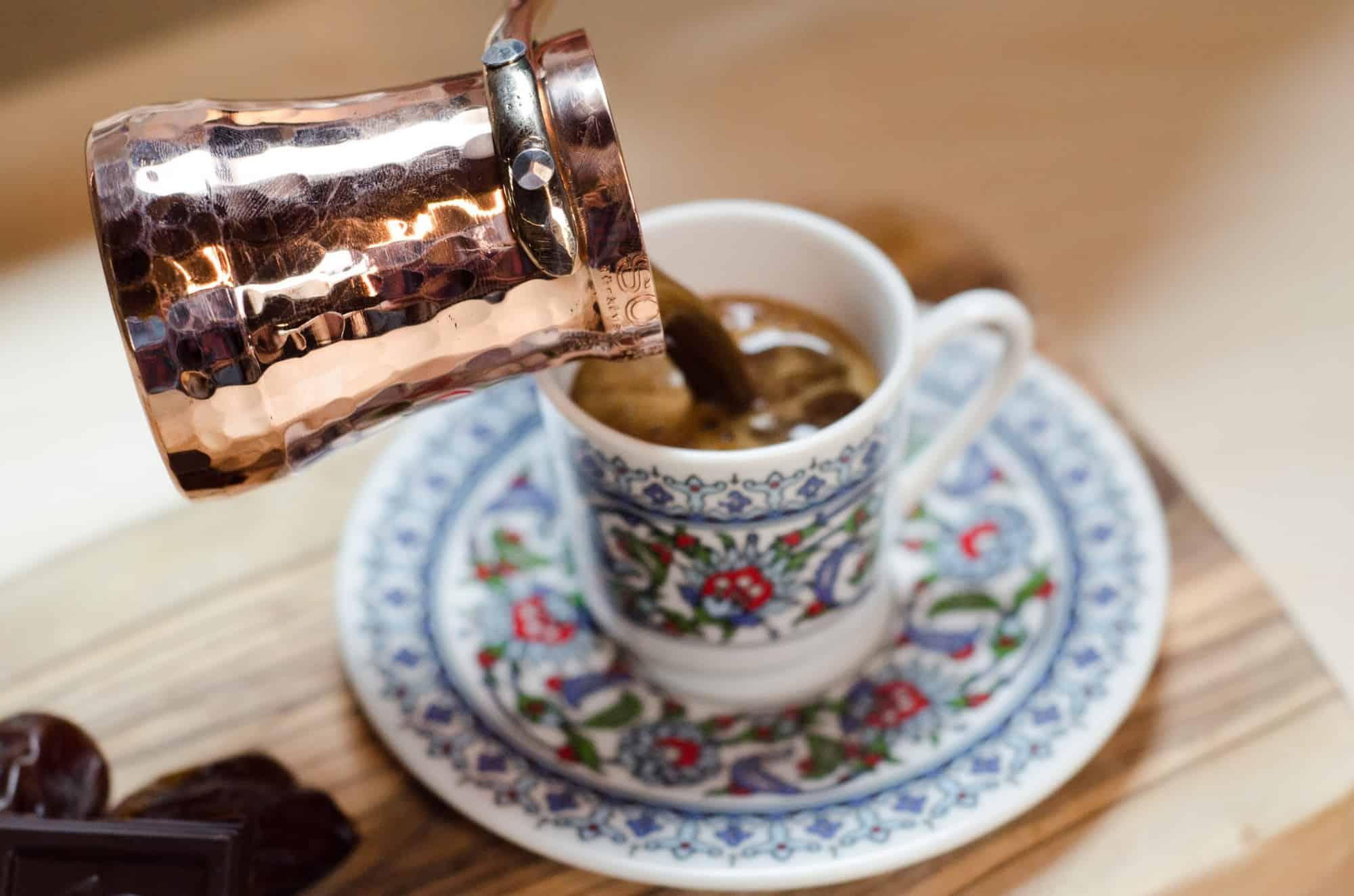 اضرار القهوة التركية