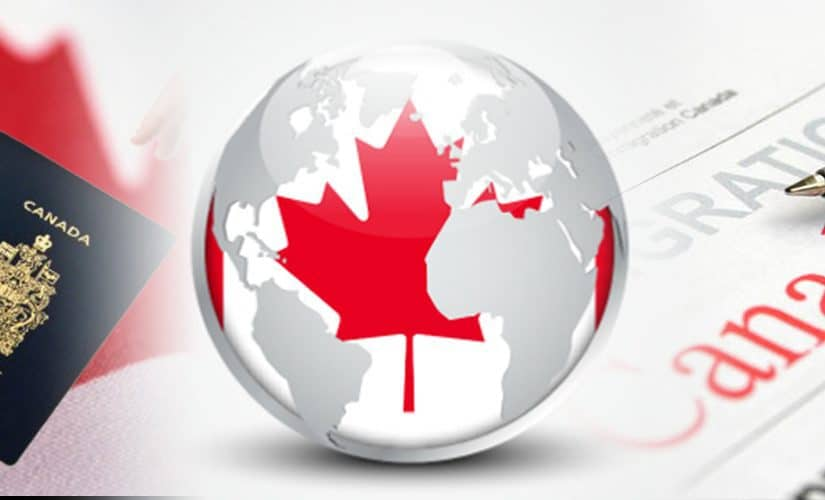 الهجرة الى كندا للسوريين