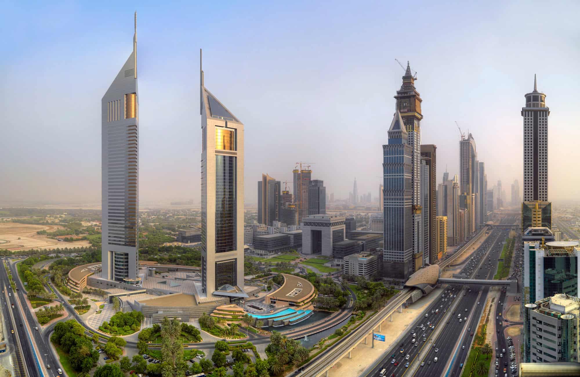 فنادق شبابية في دبي