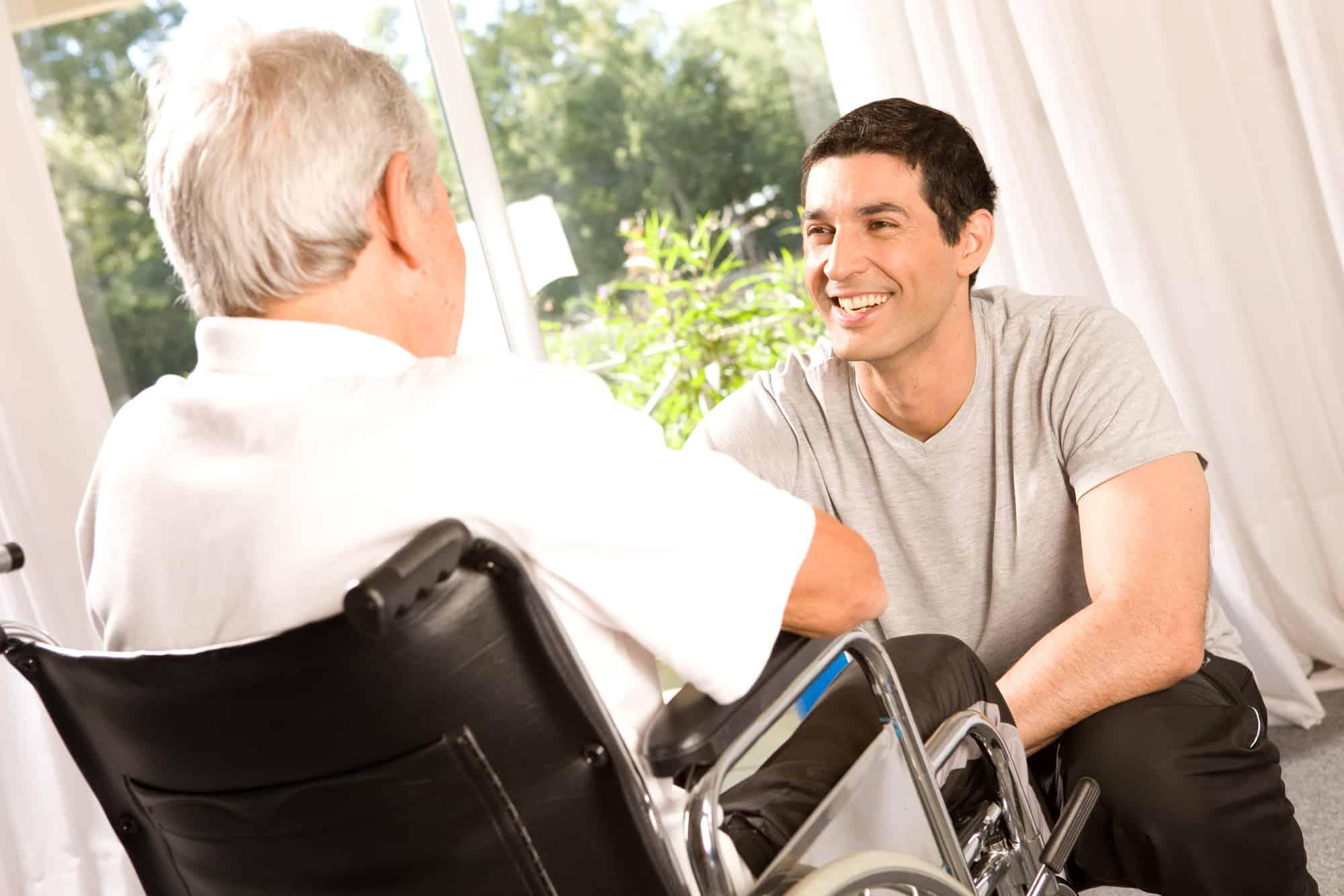 أهمية احترام المسنين