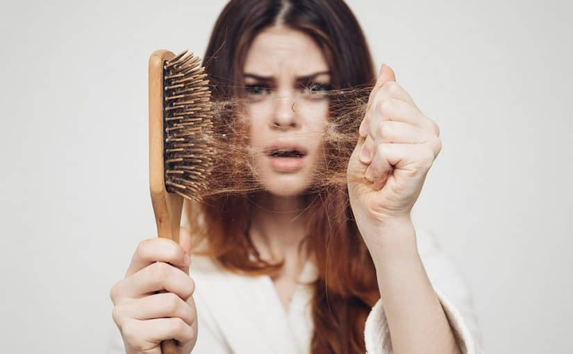 اسباب تساقط الشعر