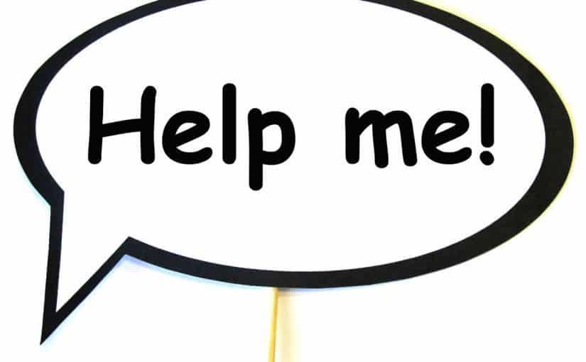 نموذج خطاب طلب مساعدة