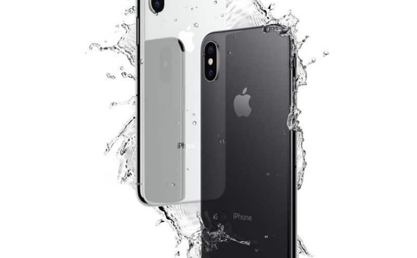الايفون معلق على التفاحة ويعيد التشغيل