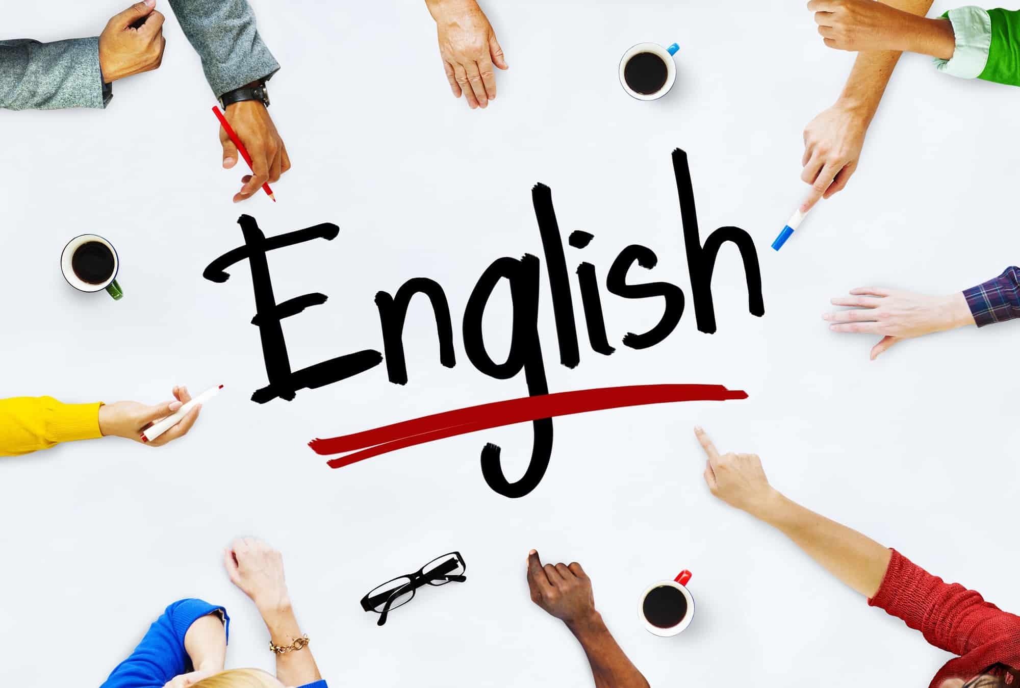 كلمات انجليزية شائعة