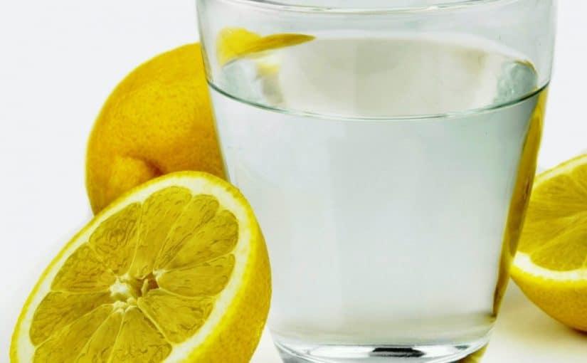 وصفه رجيم الليمون والماء