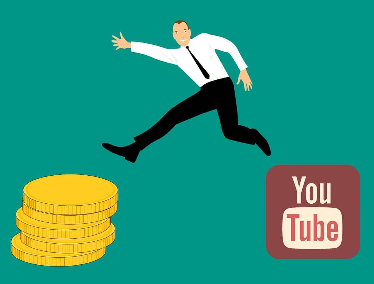 كيف اربح المال من يوتيوب