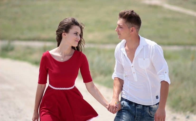 قصة حب واقعية بين شاب وفتاة