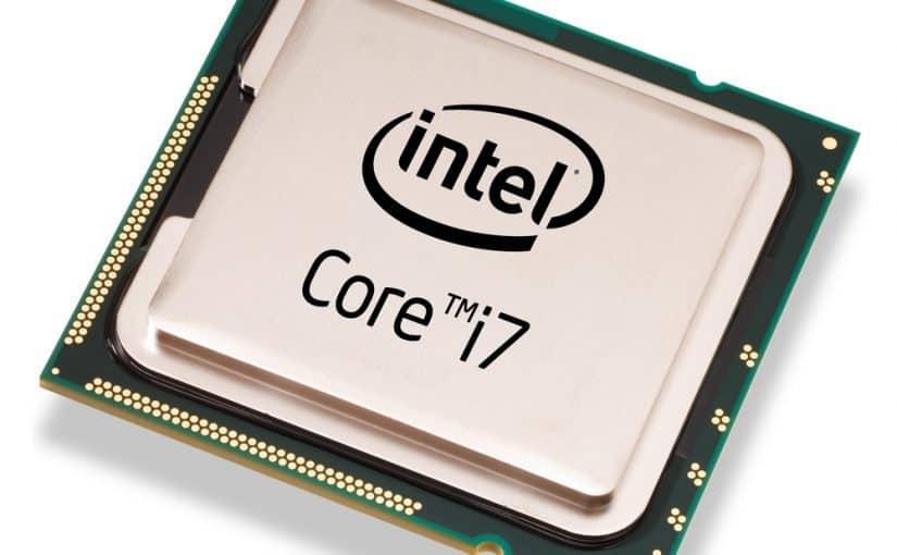 ما هي الاجيال في لاب توب كور i7