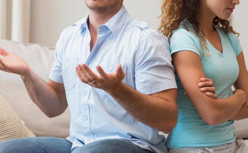 كيفية التعامل مع الزوج الكذاب