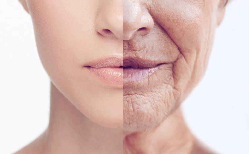 ماهي المواد التي تقلل الشيخوخة