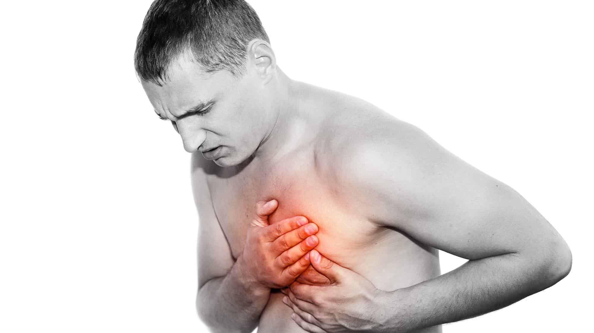 وخزة في القلب – أعراضها واسبابها وعلاجها