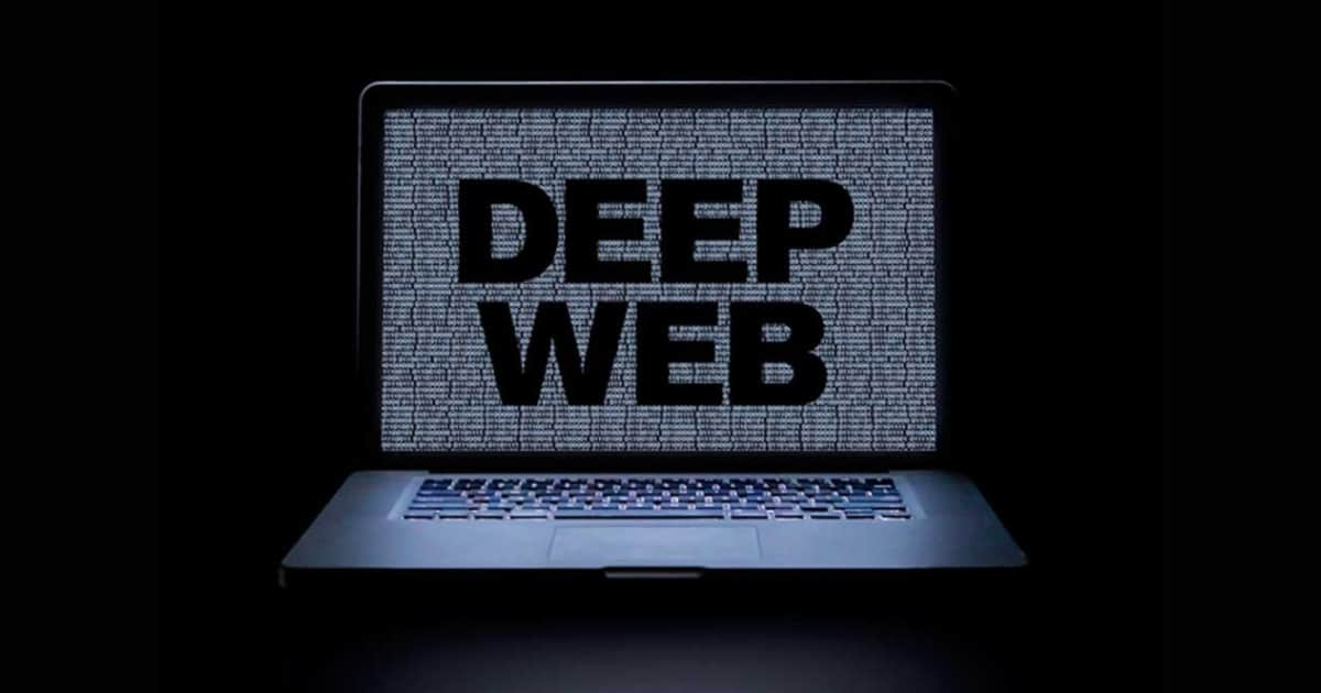 deep web search