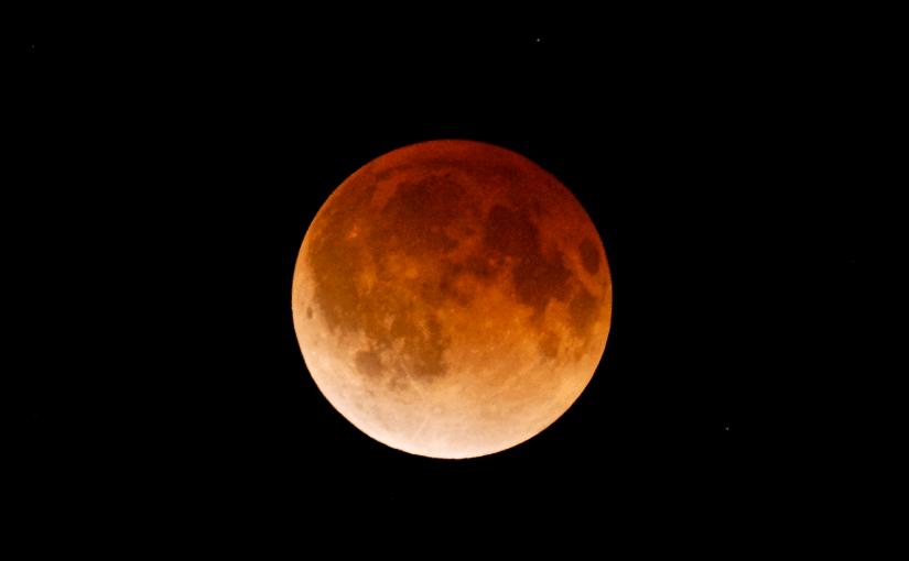 تاثير خسوف القمر على برج الحمل