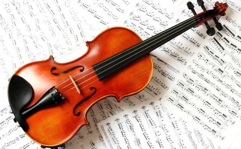 فترة تعليم الكمان