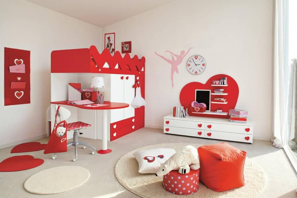 مكاتب اطفال للفتيات جميلة