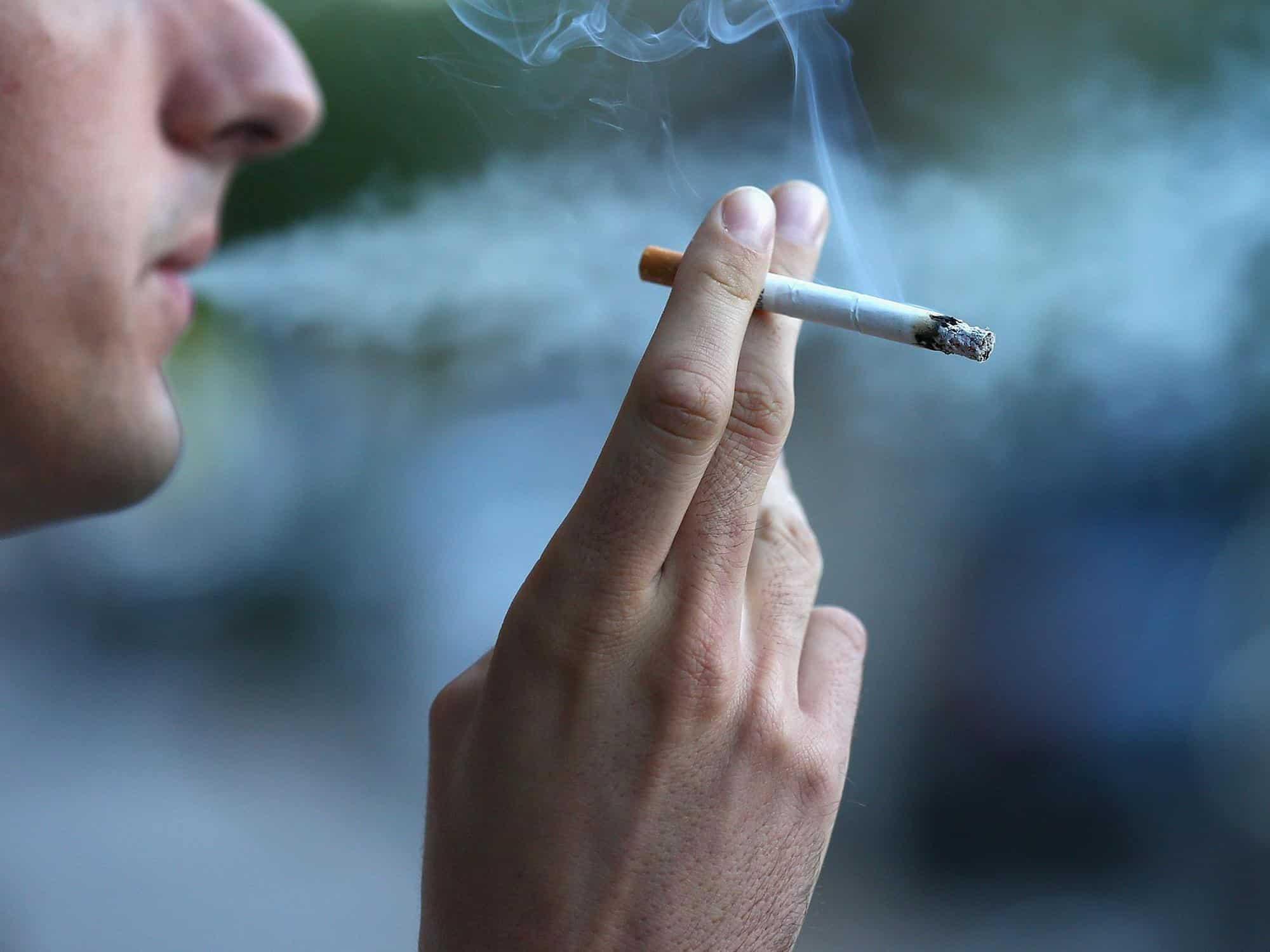 اضرار التدخين على البيئة