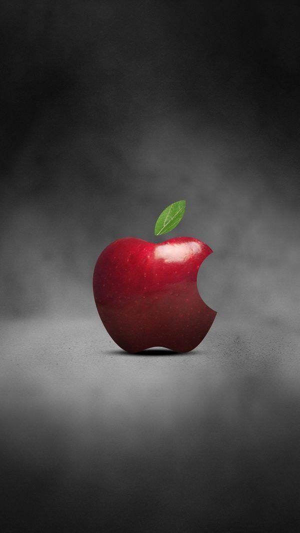 خلفيات الايفون 3d للشباب تفاحة