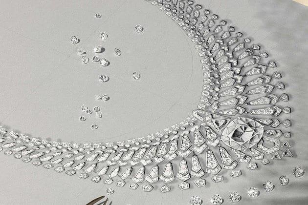صور سلاسل الماس كبيرة
