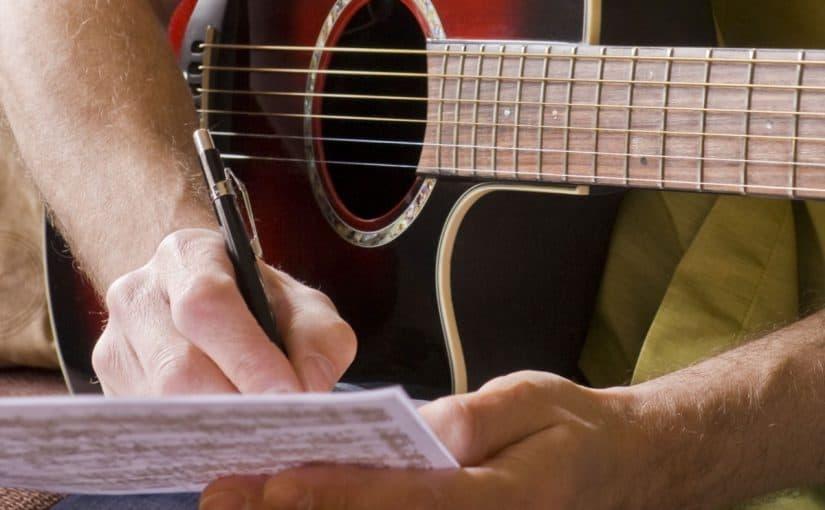 كيفية تأليف اغاني