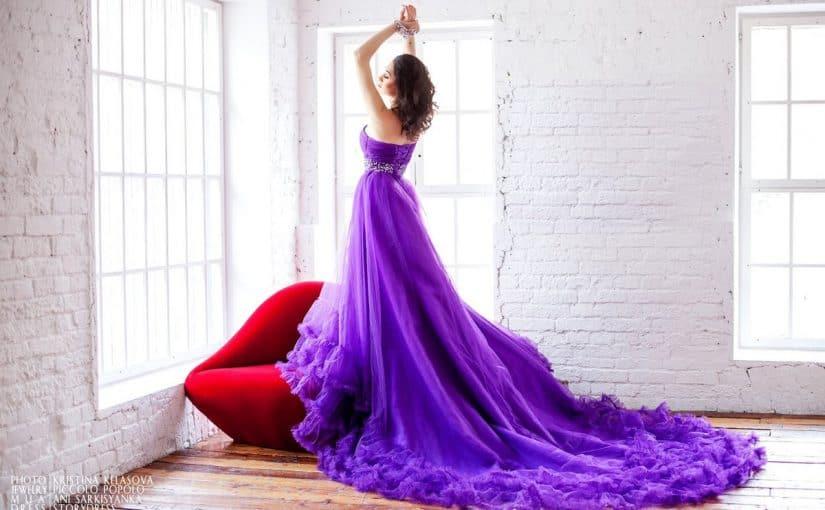 تفسير حلم الفستان البنفسجي للعزباء