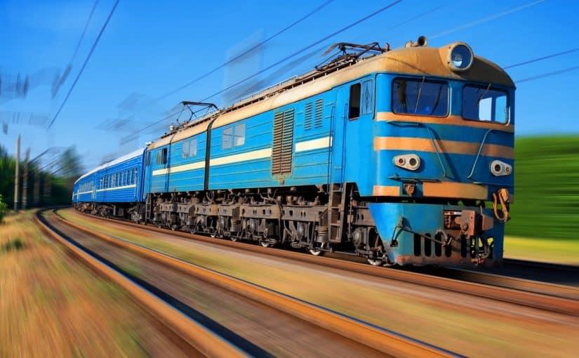 كيفية سير القطار