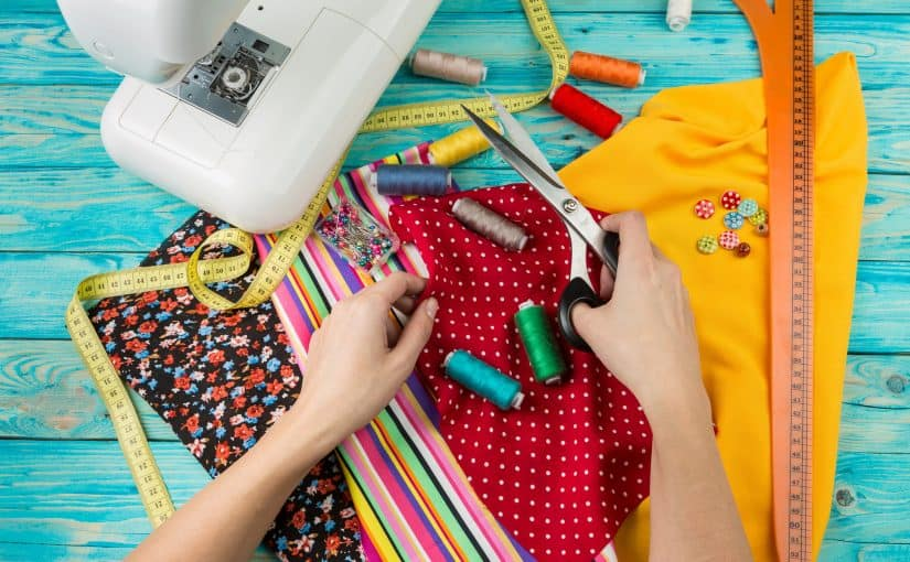 Steps to teach sewing for beginners