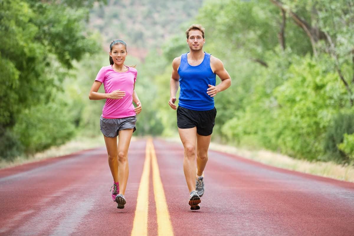 انواع سباقات الجري الطويلة