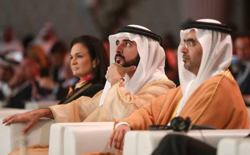 شخصية قيادية ناجحة في الإمارات