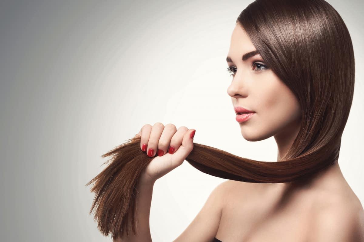 اريد وصفة لتطويل الشعر