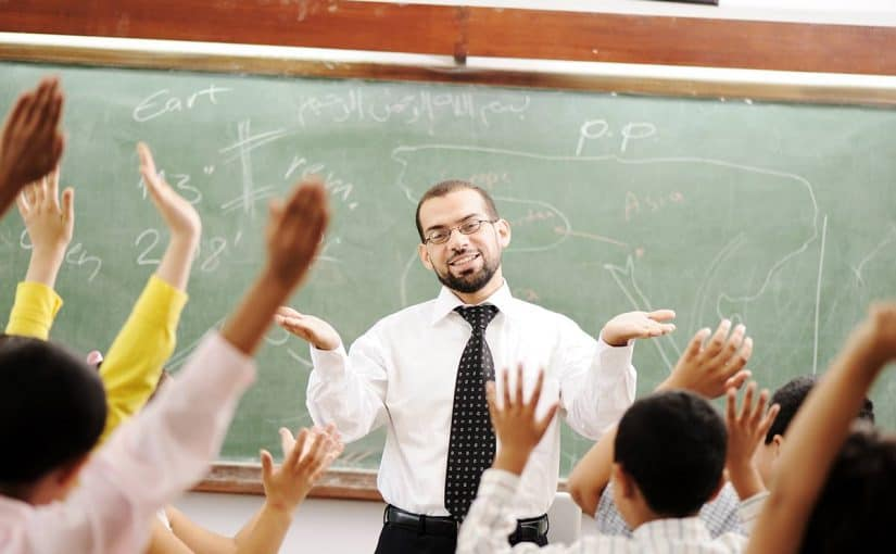 اذاعة عن المعلم