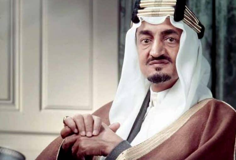 انجازات الملك فيصل