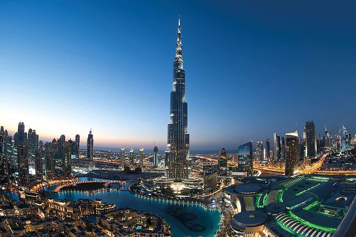 تطور دبي