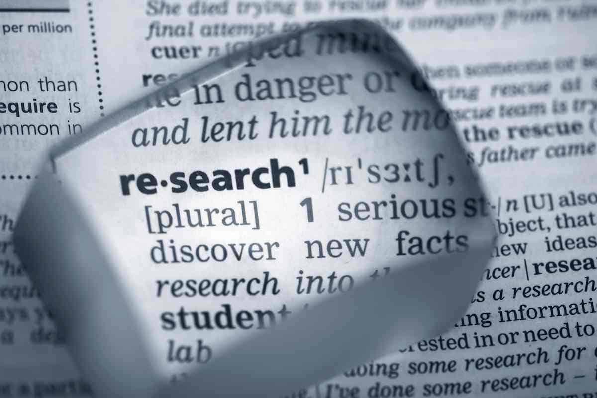 طريقة كتابة مقدمة بحث