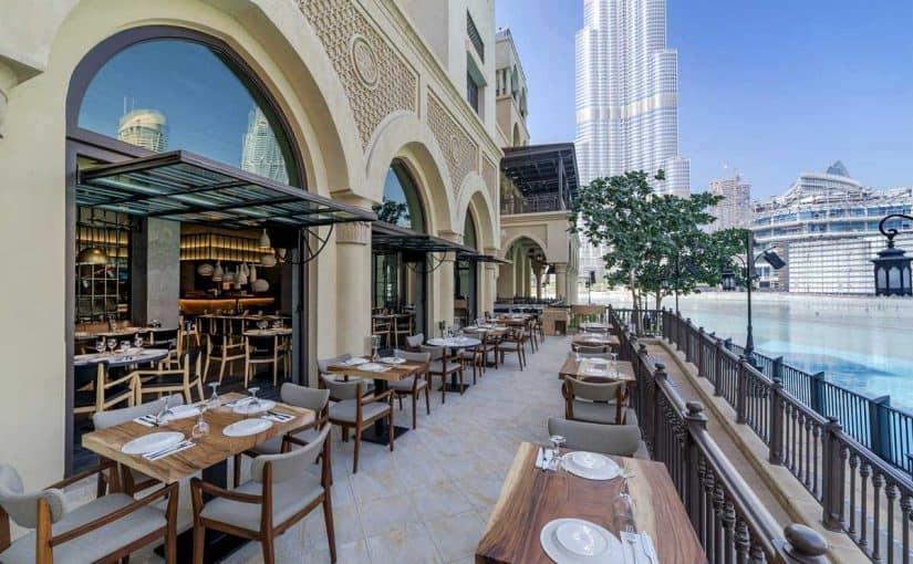 افضل المطاعم العائلية في دبي