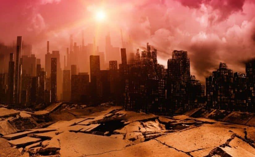"""فيلم الخيال العلمي """"الأرض 2100"""""""