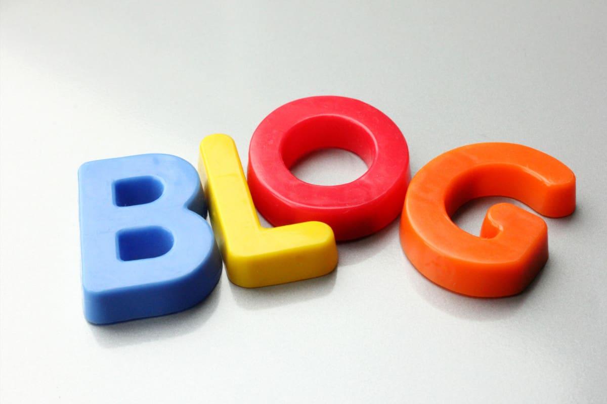 كيفية عمل المدونة