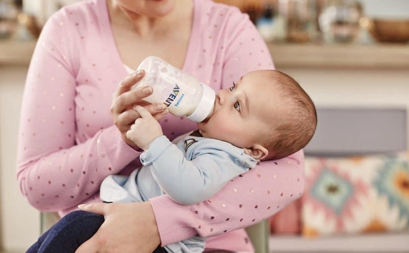 افضل حليب صناعي للاطفال يسمن