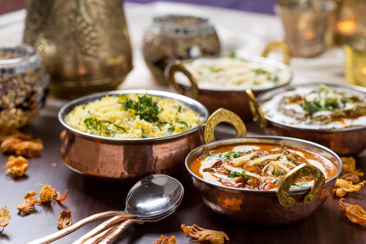 أفضل مطعم هندي في الرياض - موسوعة