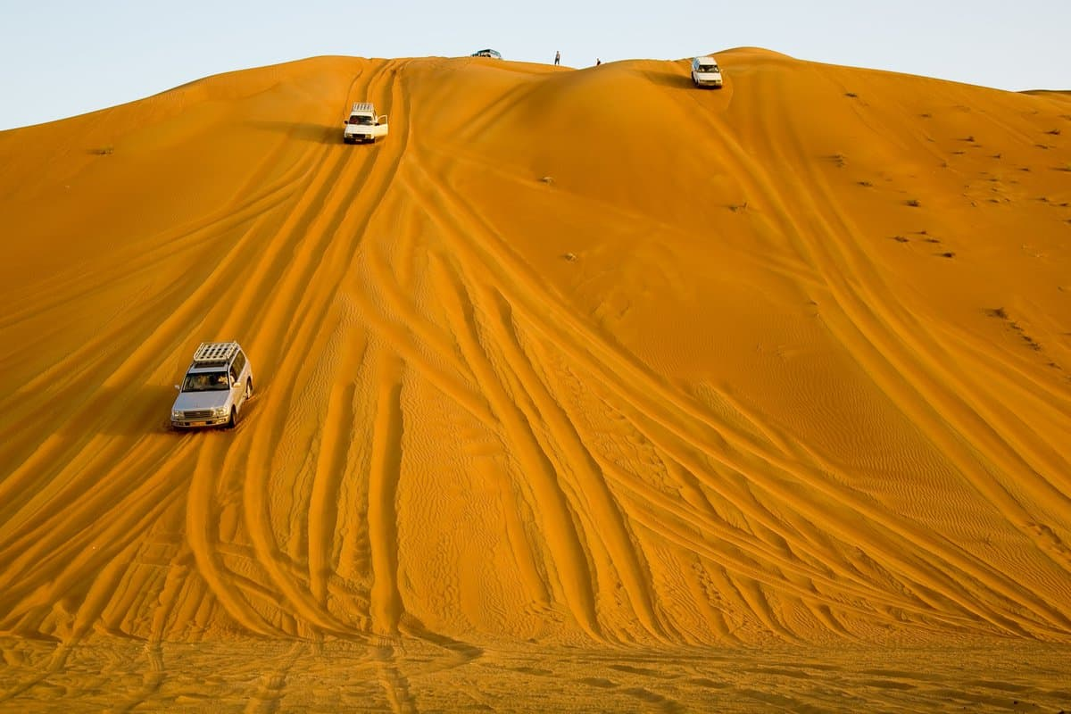 برنامج نفجيشن للصحراء