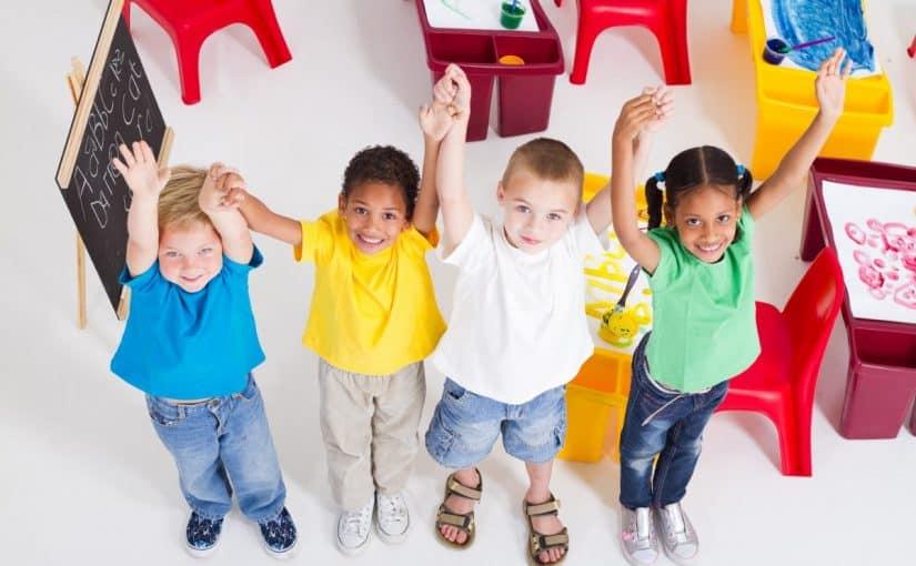 اسماء حضانات اطفال في ابوظبي
