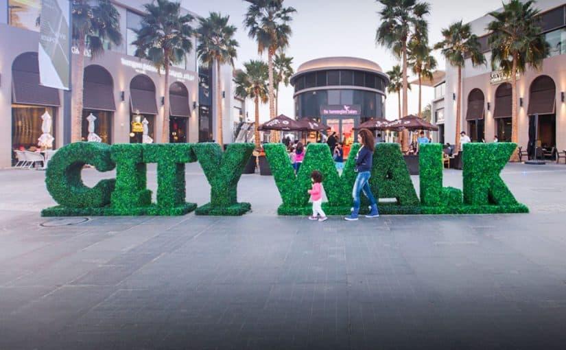 اماكن للمشي في دبي