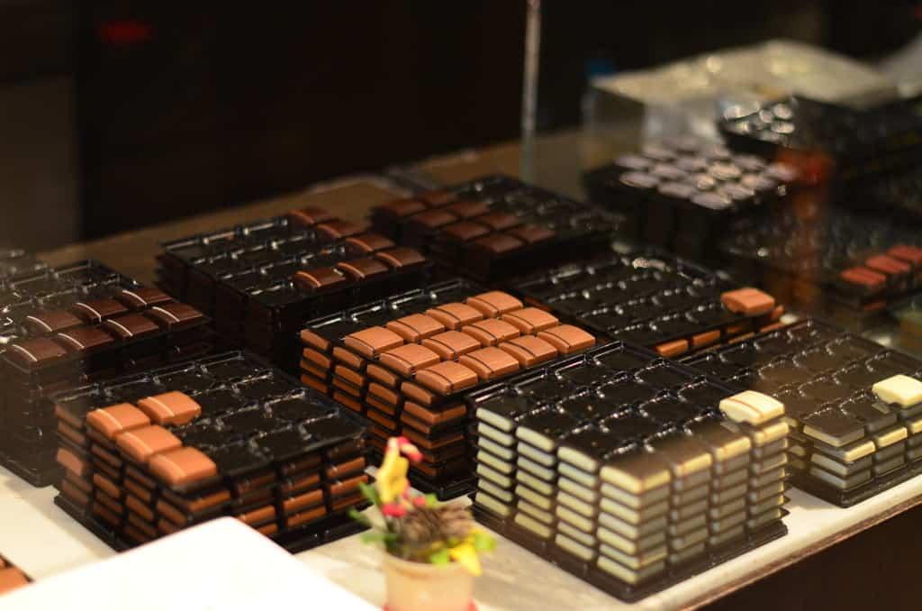 أفضل محل شوكولاتة في دبي