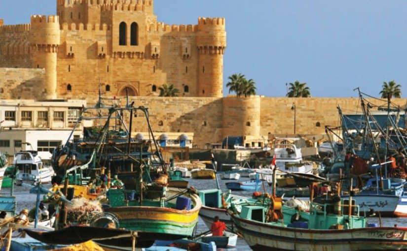 ماهي الاماكن السياحية فى الاسكندرية