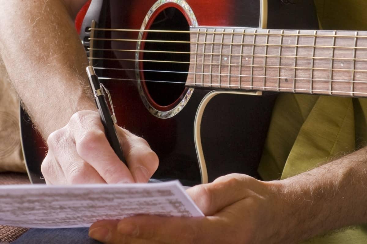 كيف تكتب اغنية